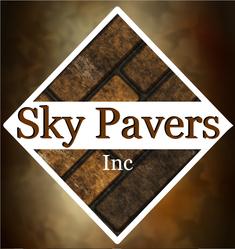 Sky Pavers Inc Retina Logo